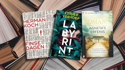 Grasduinen in de recente collectie of zoeken naar bekroonde boeken?